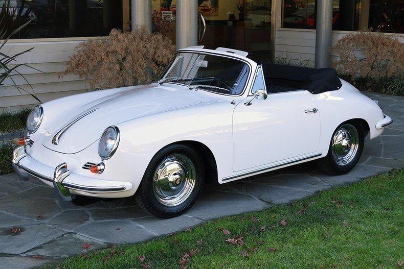 1963 Porsche 356 Cabriolet S_4826