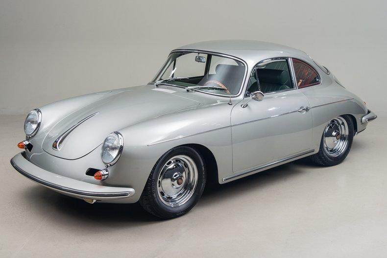 1962 Porsche 356B / Carrera 2/2000 GS Reutter Coupe Carrera 2_4686