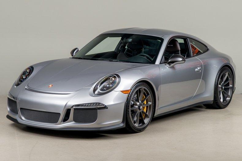 2016 Porsche 911R _5411