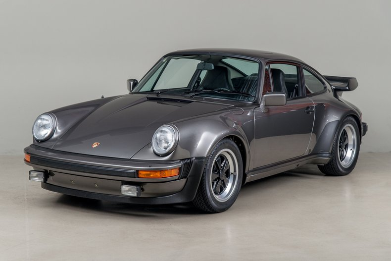 1979 Porsche 911 Turbo , ANTHRACITE GRAY METALLIC, VIN 9309800960, MILEAGE 1704