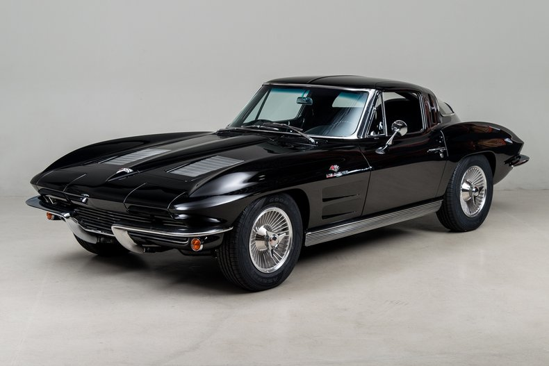 1963 chevrolet corvette 327 split window