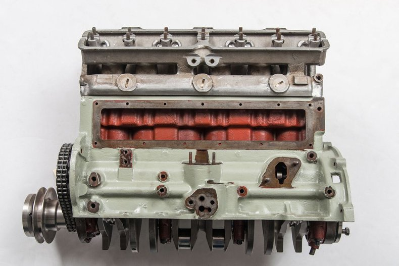 1955 Lister Bristol , GREEN GO, VIN BHL10