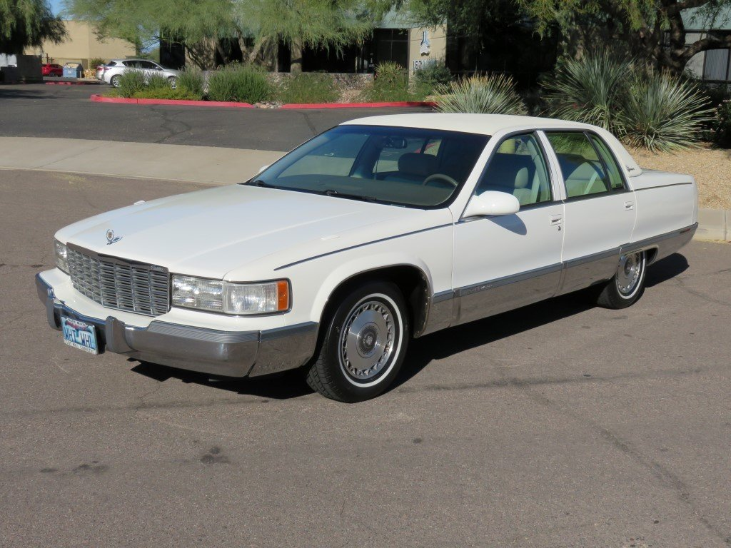1995 cadillac fleetwood canyon state classics 1995 cadillac fleetwood canyon state