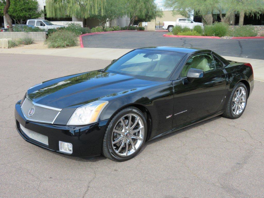 2008 Cadillac XLR-V