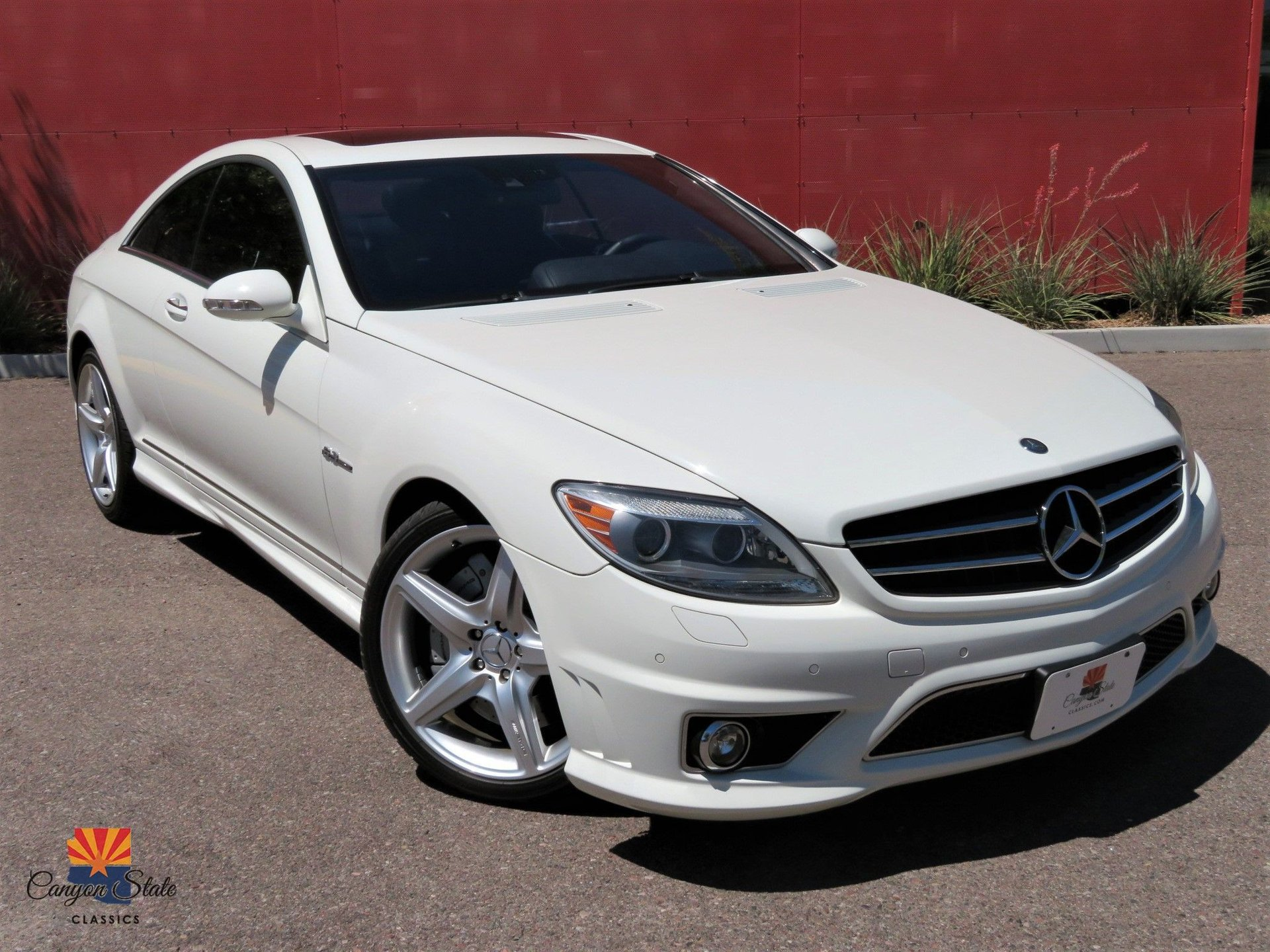 2009 Mercedes-Benz CL63 AMG
