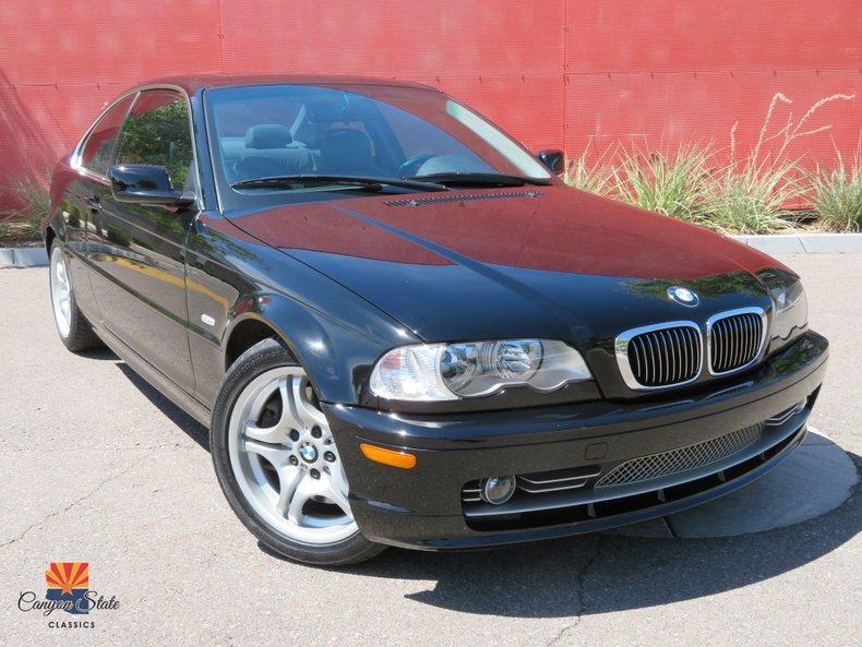 2001 BMW 3 Series 330Ci 2dr Cpe