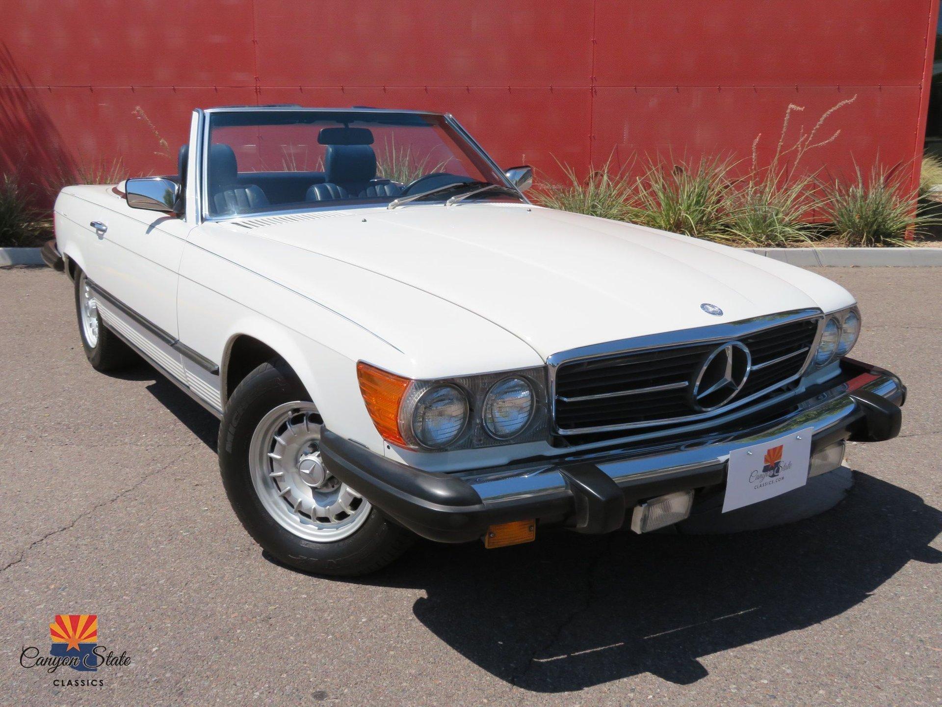 1984 Mercedes-Benz 380 Series