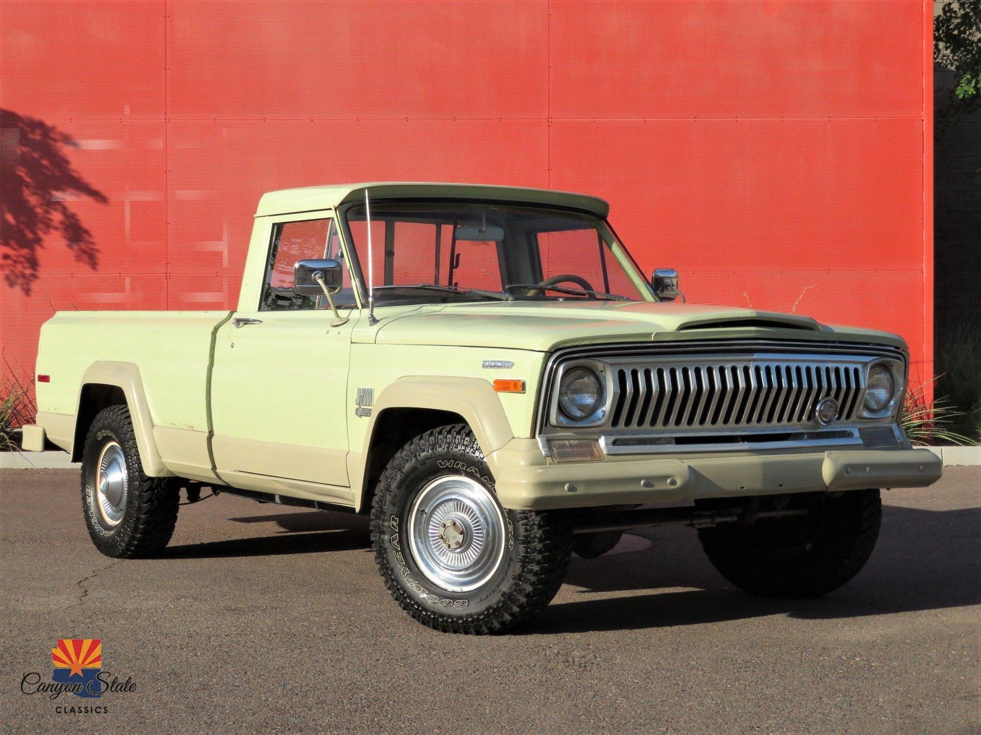 1971 Jeep J-Series
