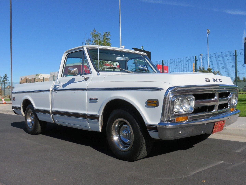 1970 GMC C/K 1500