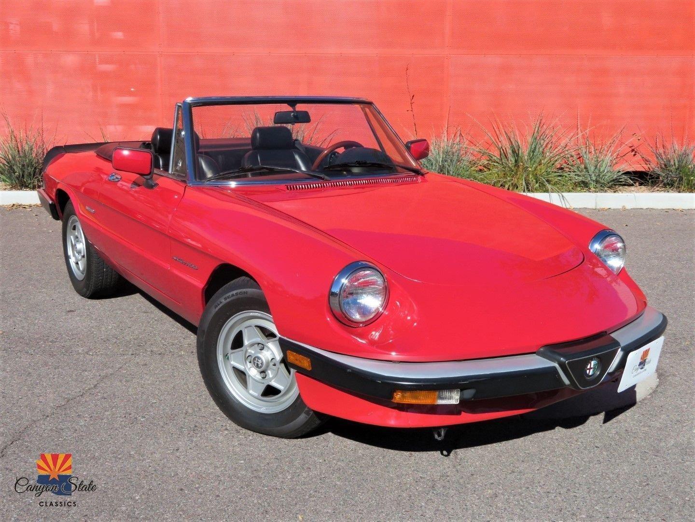 1986 Alfa Romeo Alfa Romeo
