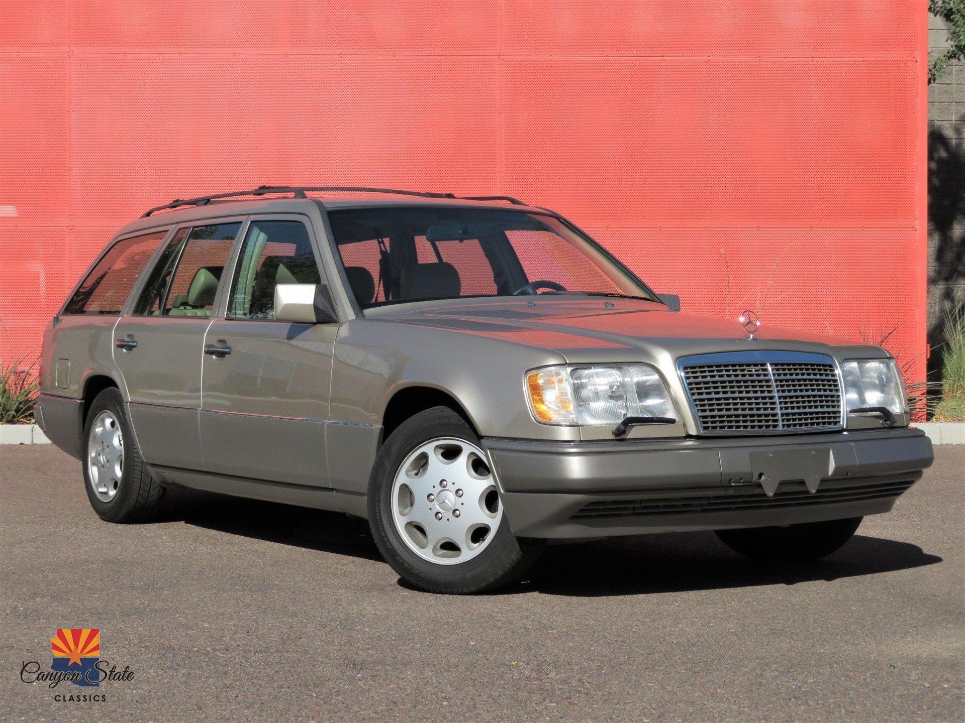 1994 Mercedes E320 Wagon