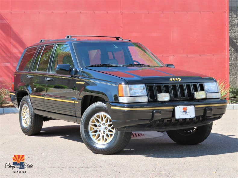 1993 Jeep Grand Cherokee 4dr Limited 4WD