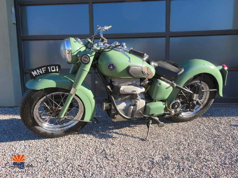 1952 Sunbeam S7 Deluxe