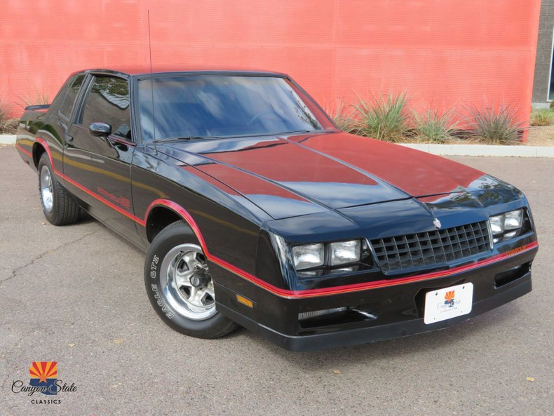 1985 Chevrolet Monte Carlo 2dr Coupe Sport SS
