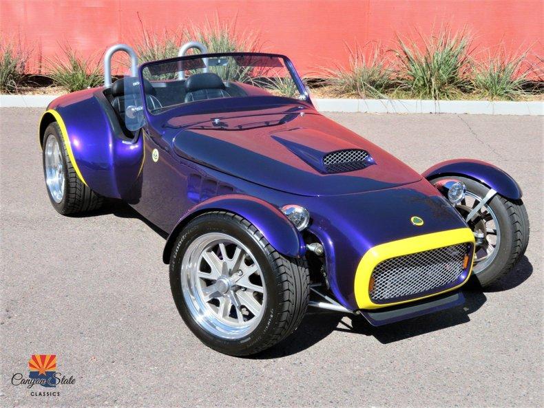 1962 Lotus Diva Roadster
