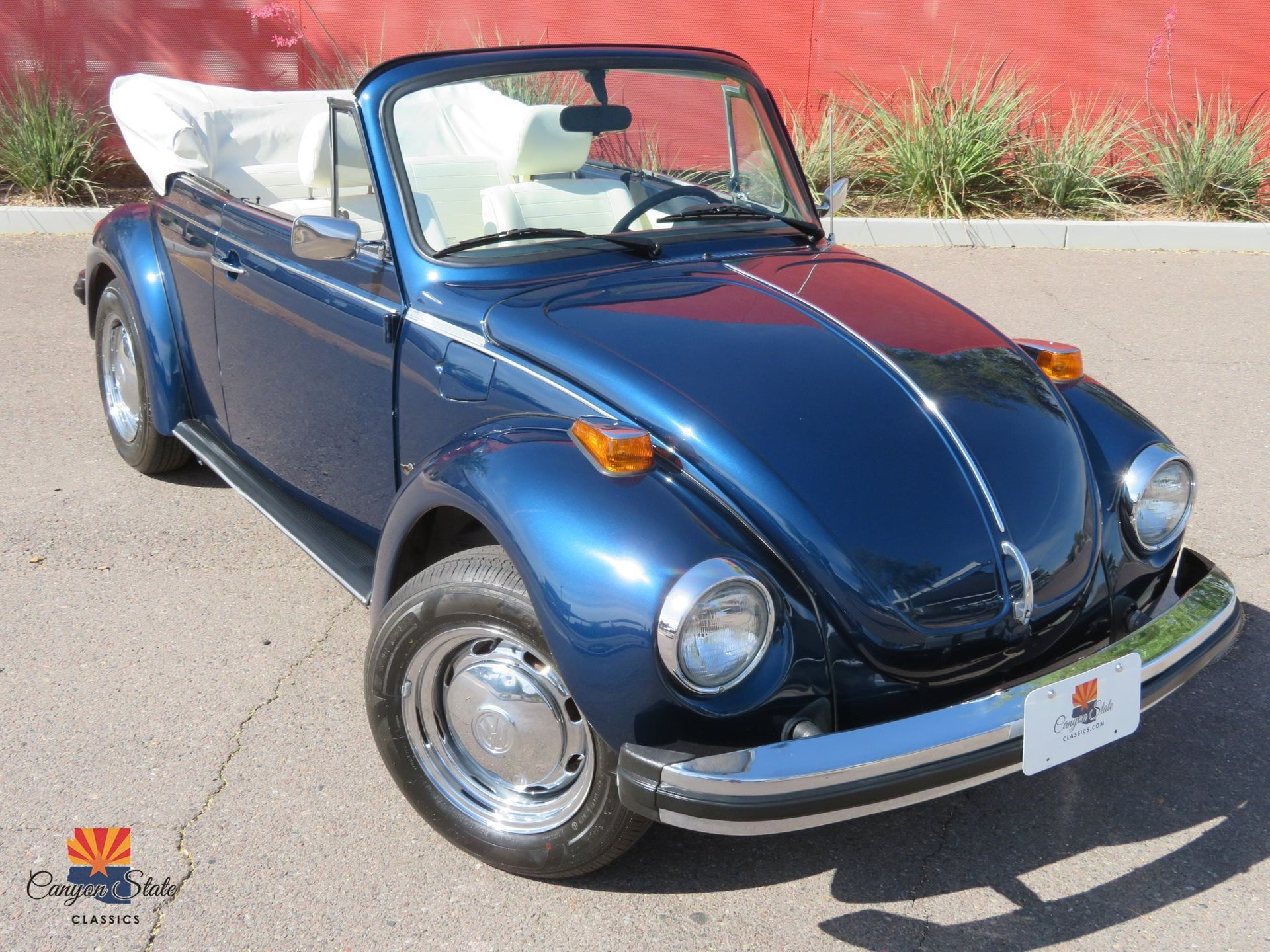 1979 Volkswagen Super Beetle Convertible