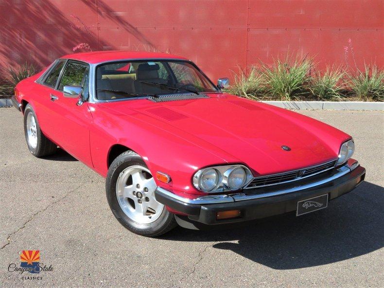 1986 Jaguar XJS V12