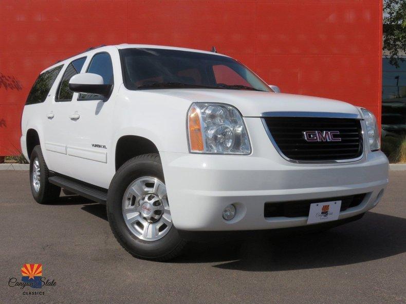 2012 GMC Yukon XL 4WD 4dr 2500 SLT