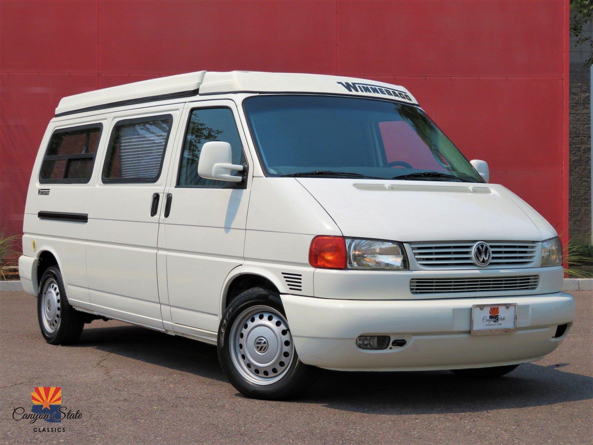 2002 Volkswagen Eurovan Winnebago