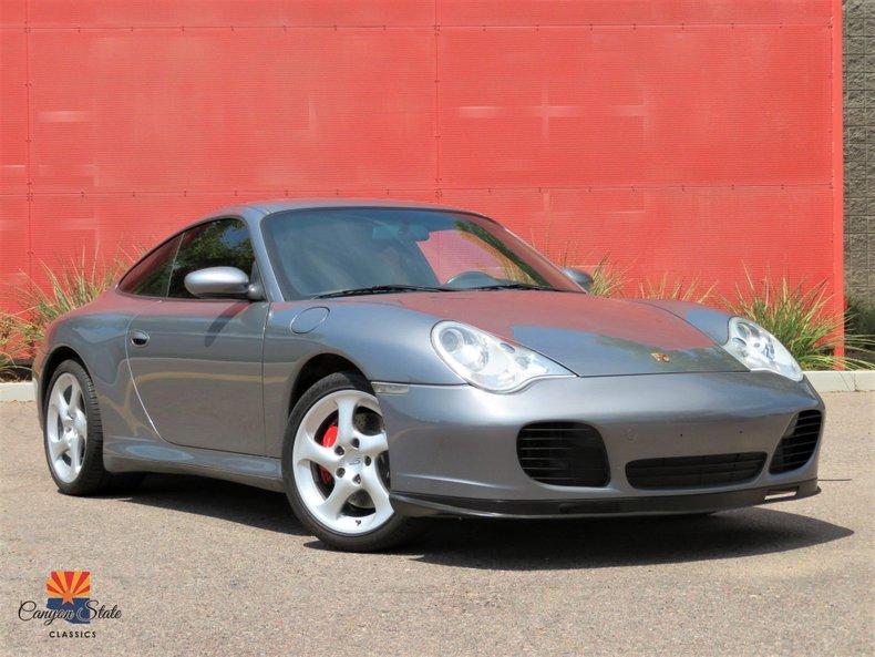 2003 Porsche 911 Carrera 2dr Cpe Carrera 4S
