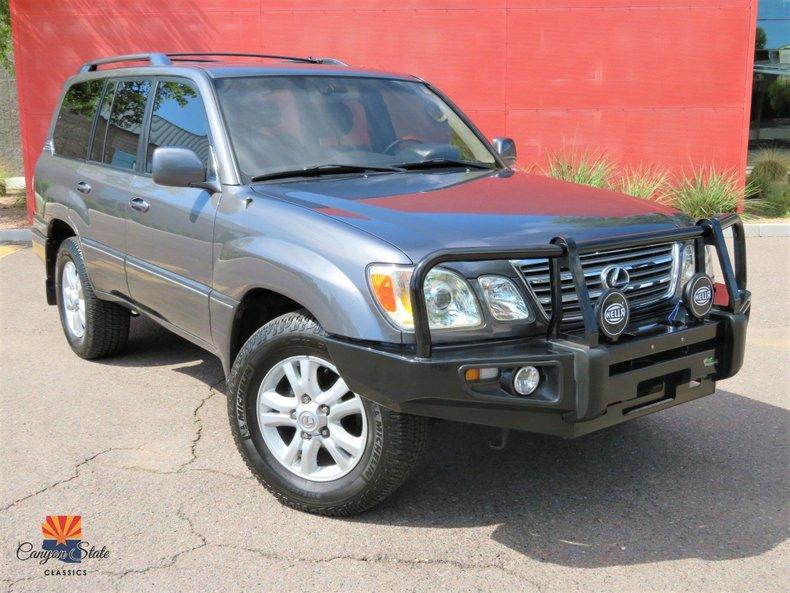 2004 Lexus LX 470 4dr SUV