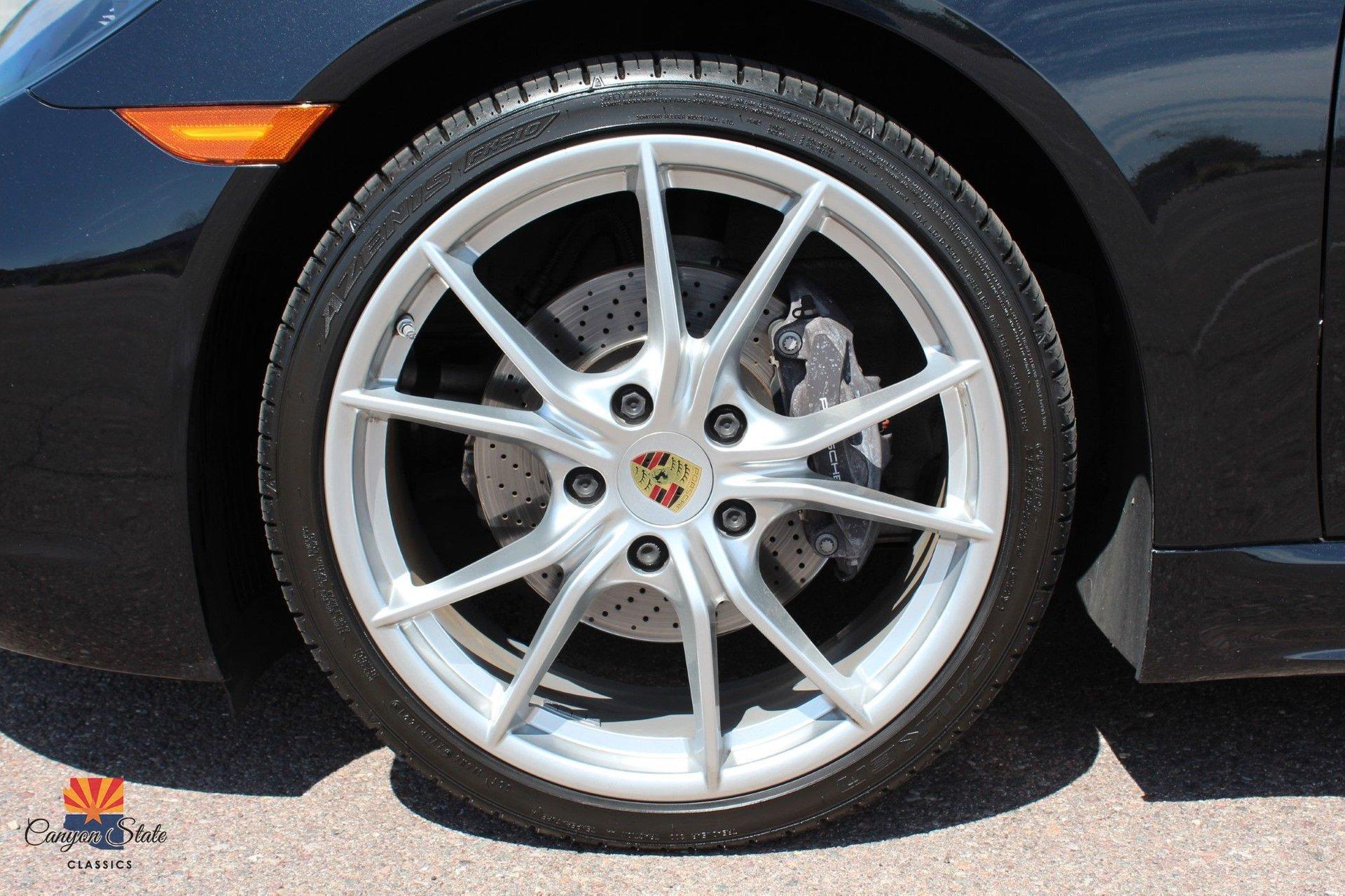 2018 Porsche 718 Cayman Coupe - Canyon State Classics