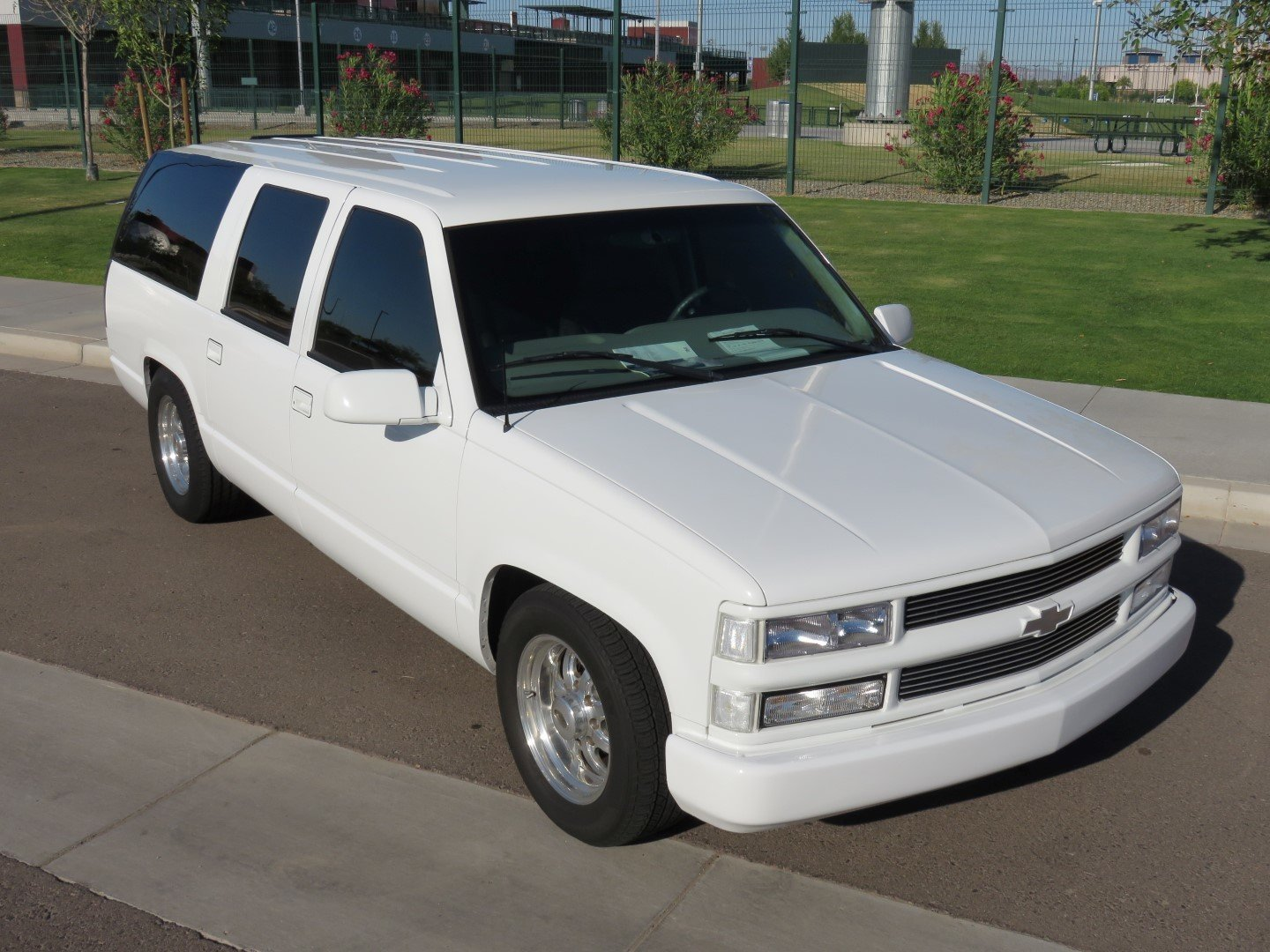 1999 Chevrolet Suburban Canyon State Classics