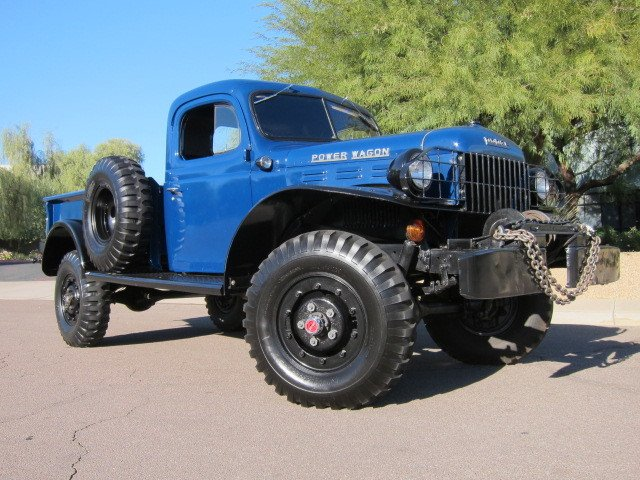 1955 Dodge Power Wagon For Sale