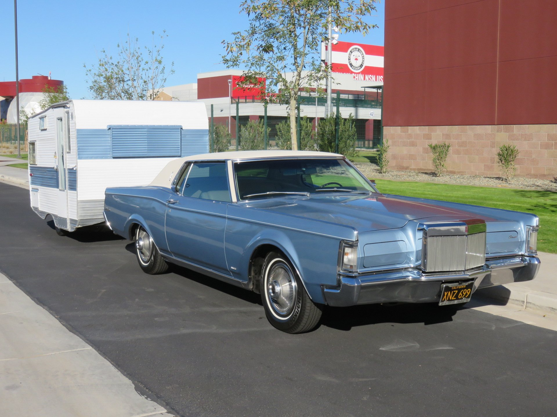 1969 Lincoln Mk 3