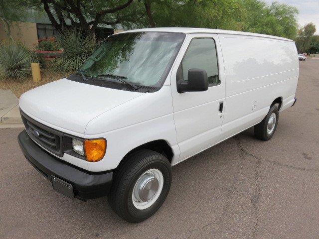 2006 Ford E350 Ext Cargo Van