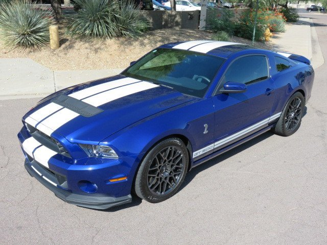 2013 Ford Mustang Shelby