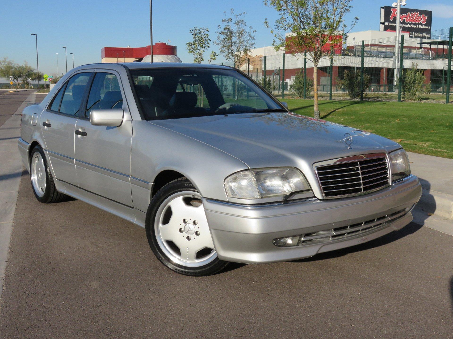 1996 Mercedes-Benz C36