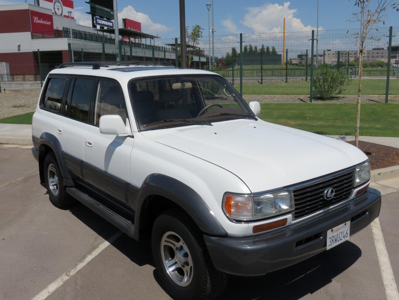 1996 Lexus LX450