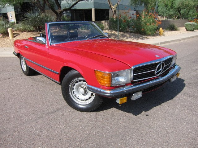 1976 Mercedes 280sl