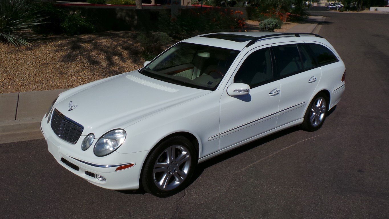 2004 Mercedes E500