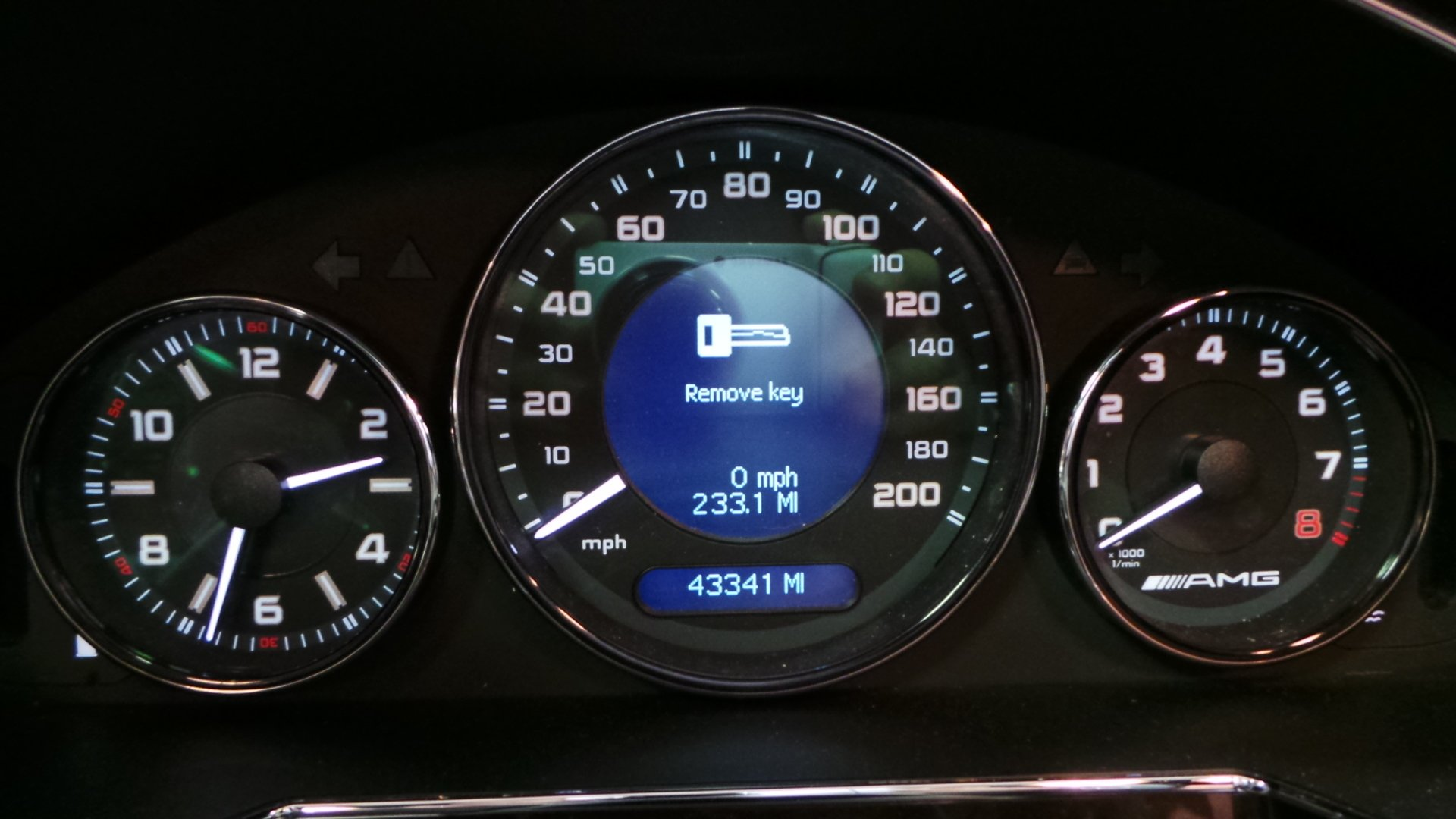 2007 Mercedes CLS 63 AMG