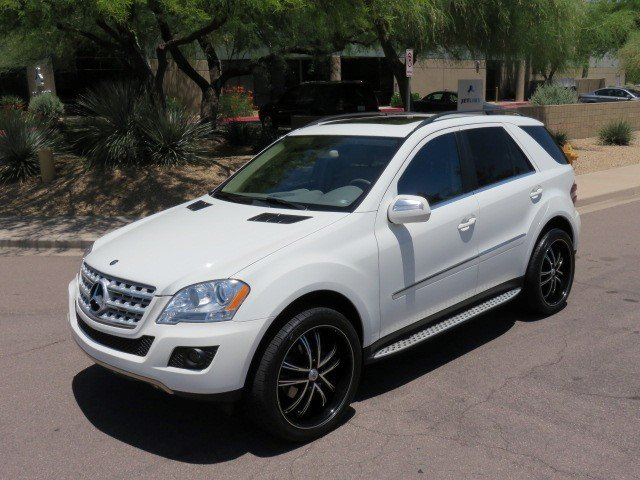2010 Mercedes Benz ML350
