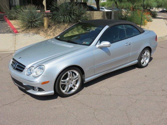2006 Mercedes Benz CLK55