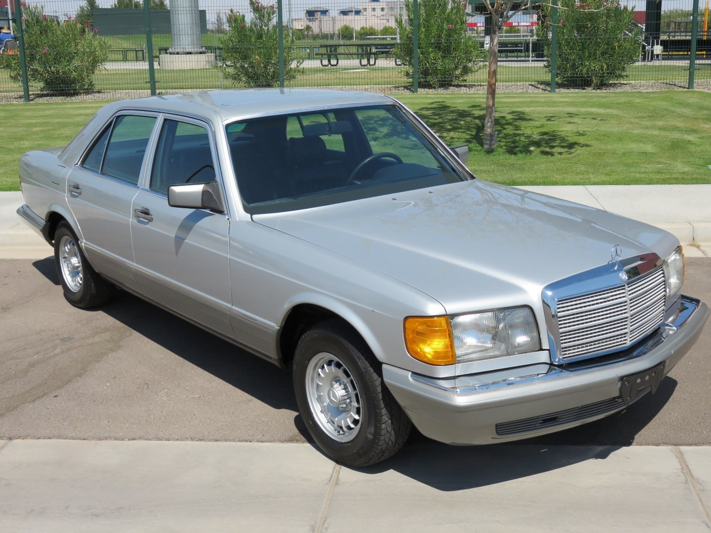 1985 Mercedes Benz 300SD