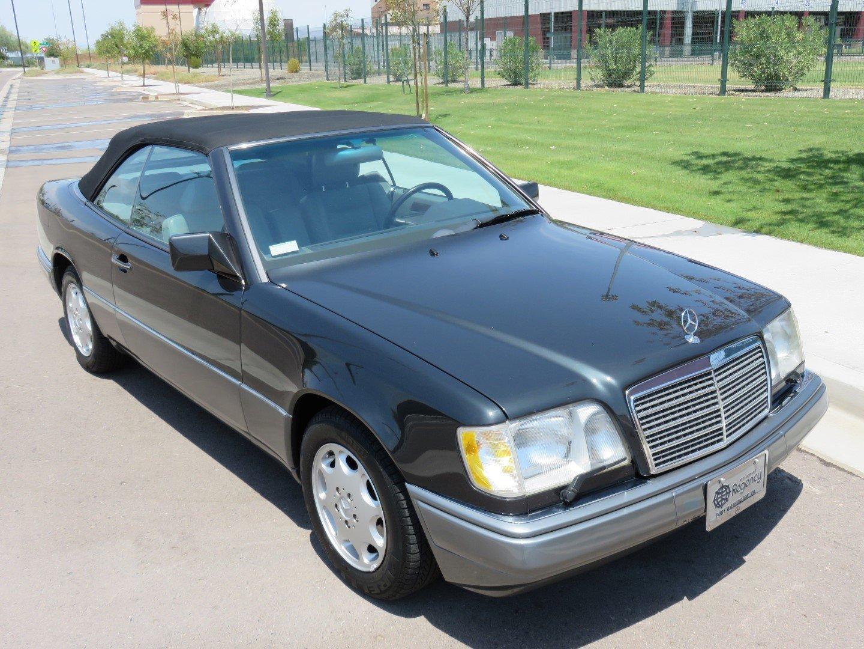 1994 mercedes benz e320 cabriolet canyon state classics 1994 mercedes benz e320 cabriolet