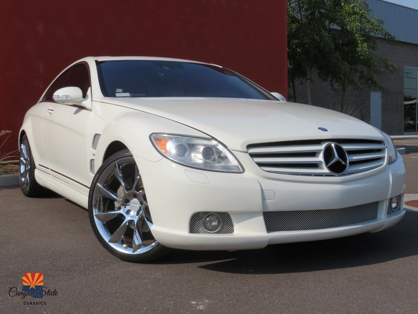 2008 Mercedes-Benz CL550