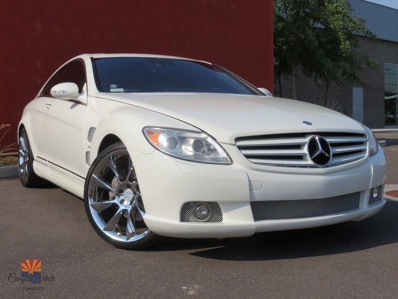 2008 Mercedes-Benz CL550 For Sale