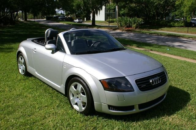 2002 Audi TT