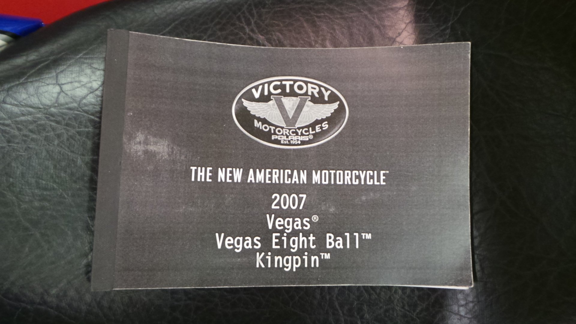 2007 Victory Kingpin 100ci