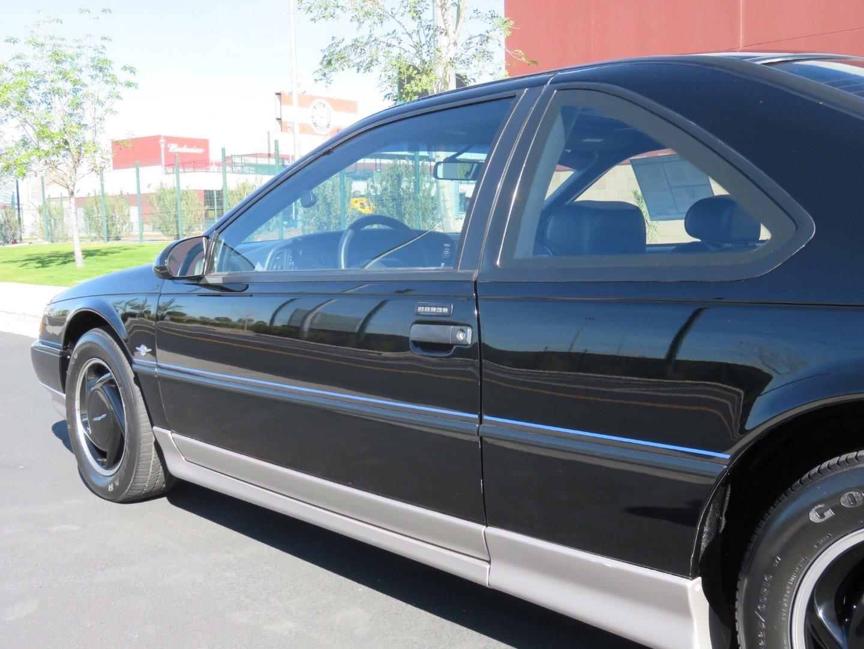 1990 ford thunderbird sc specs