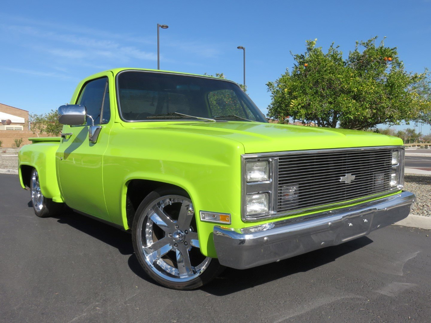 1983 Chevrolet C10 Canyon State Classics Chevy Pickup Truck