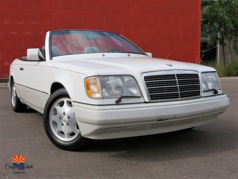 1995 Mercedes-Benz E Class For Sale