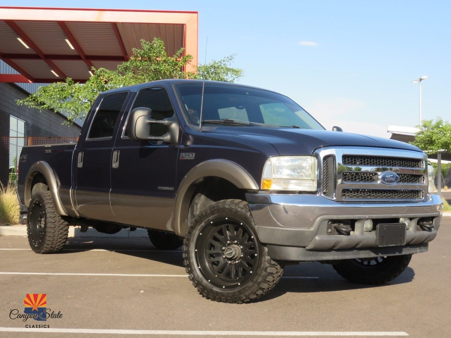 2002 Ford Super Duty F-250