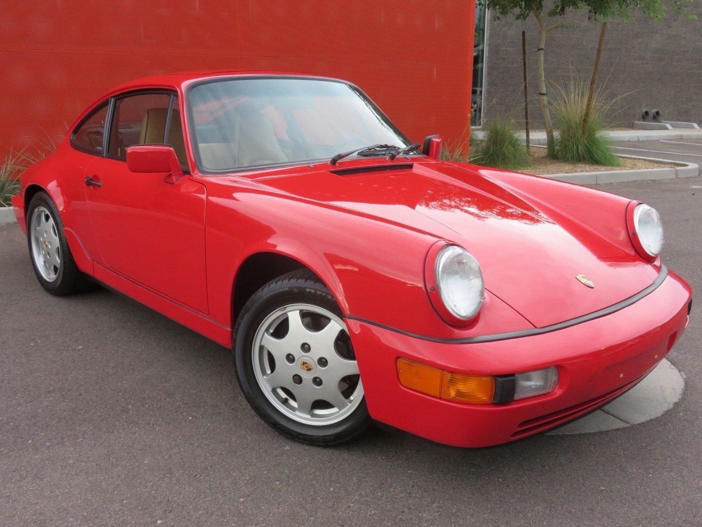 1990 Porsche 911 Carrera