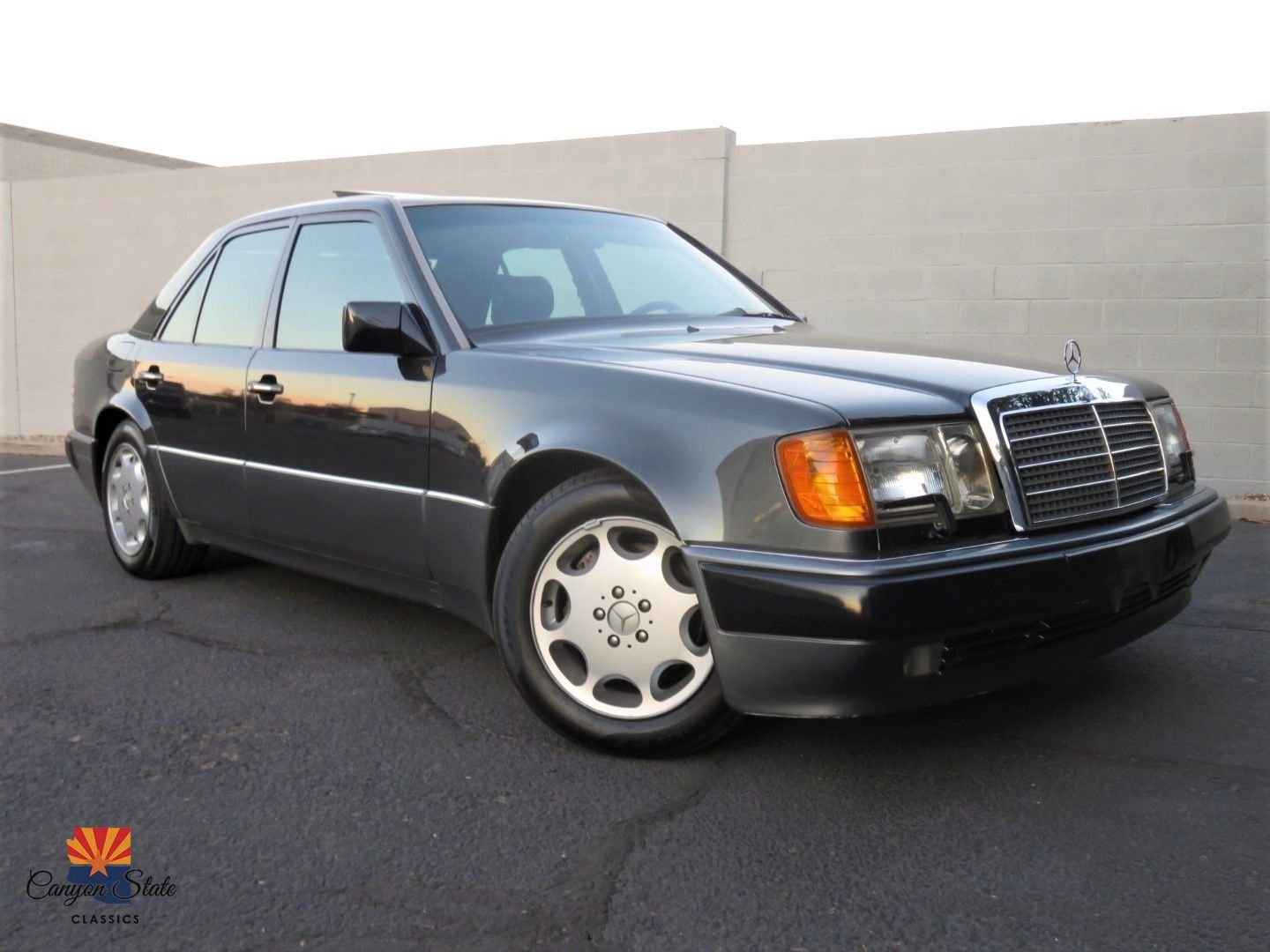 1993 Mercedes-Benz 500 Series